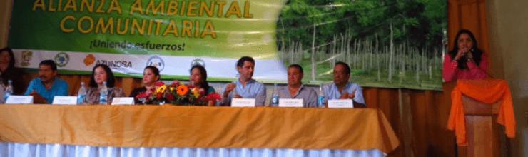 Azunosa en alianza ambiental a beneficio de Agua Blanca Sur