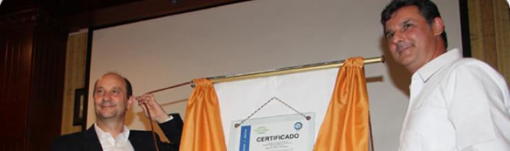 Certificación en sistema de gestión de inocuidad FSSC 22000